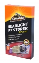 HEADLIGHT RESTORER WIPES KIT