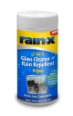 2-IN-1 GLASS CLEANER + RAIN REPELLENT WIPES